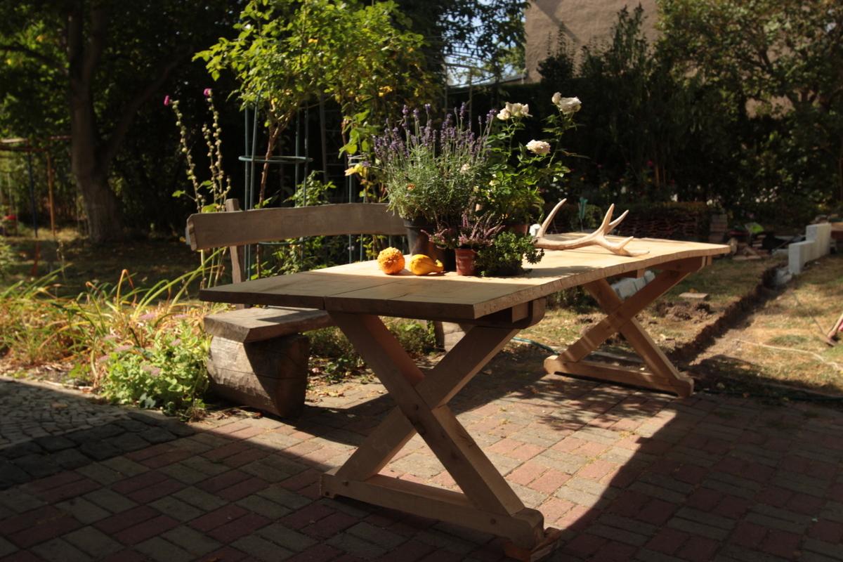 Besonderes qualitativ erstklassige arbeiten for Holztisch eiche